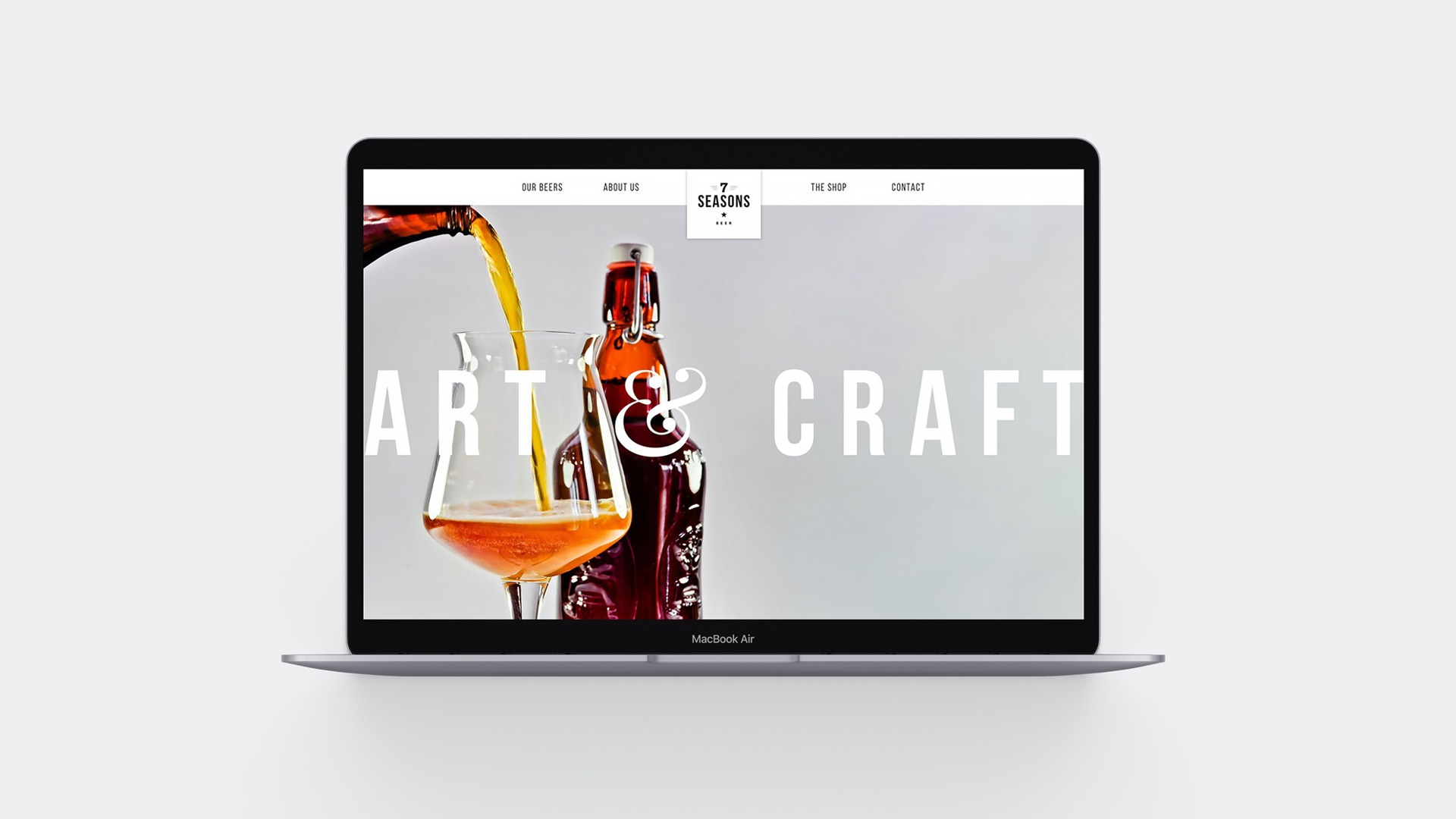 creative website design