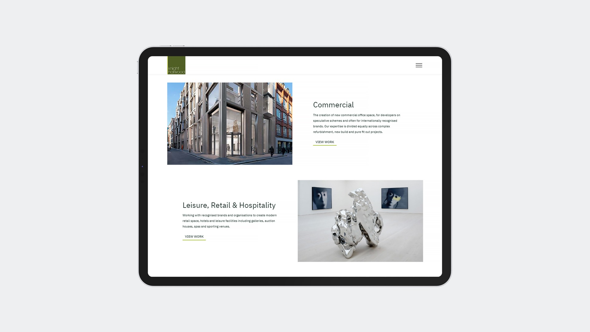 shoreditch web design